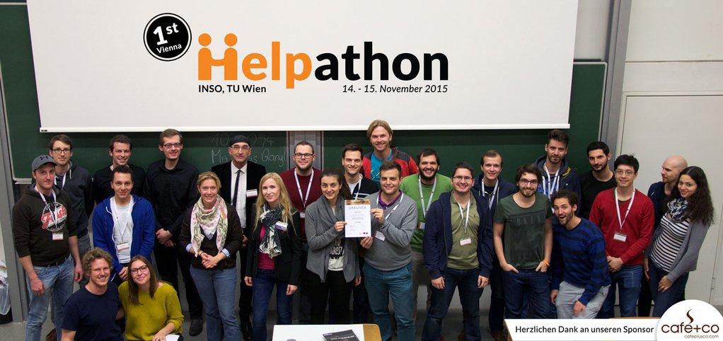 Helpathon 2015